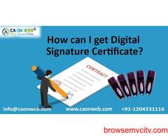 Digital Signature Agency in Noida