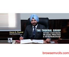 Hire Best Criminal Lawyer in Delhi Karan S. Thukral