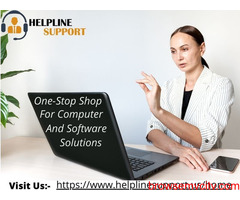 A Better Tech Support Experience With Helpline Support US:-
