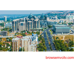 Almaty tour package from delhi