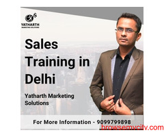 Sales Training in Delhi - Yatharth Marketing Solutions