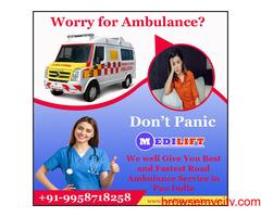 Hire Ventilator Ambulance Service in Birsanagar- Medilift