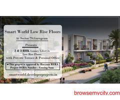 Smart World Floors at 79, Gurugram | Upcoming Residential Development