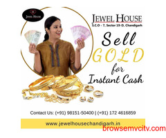 Best Place to Sell Gold | Cash Against Gold | Second Hand Gold Buyers - Jewel House