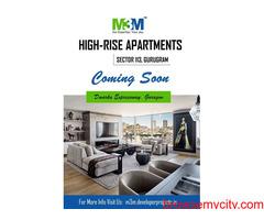 M3M Sector 113 | 2 BHK, 3 BHK High Rise Apartments in Dwarka Expressway, Gurugram