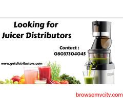Looking for Juicer Wholesale Manufacturer, Dealers & Distributors in Pan India