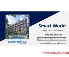 Smart World Sector 113 Gurugram | Premium High Rise Apartments