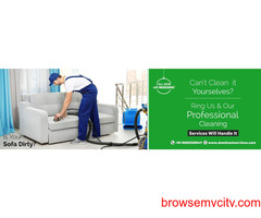 Best sofa cleaning service in Faridabad   Dominant Services