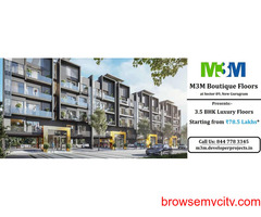 M3M City Of Dreams Gurgaon | Get Your New Home In The Heart Of Gurgaon