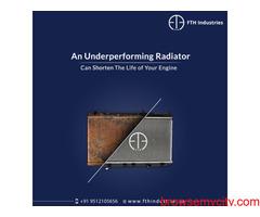 Industrial Radiator Manufacturer in India