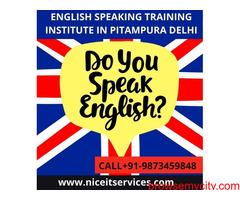 BEST ENGLISH SPEAKING INSTITUTE IN PITAMPURA, ROHINI, NORTH DELHI