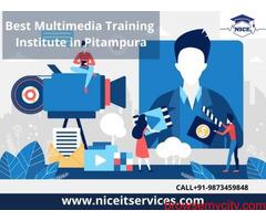 BEST MULTIMEDIA TRAINING INSTITUTE IN PITAMPURA, ROHINI, NORTH DELHI