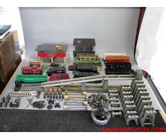 Ho Scale Train Track & Accessories