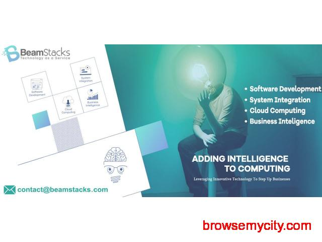 Custom Software Development Company - Beamstacks com - 26336