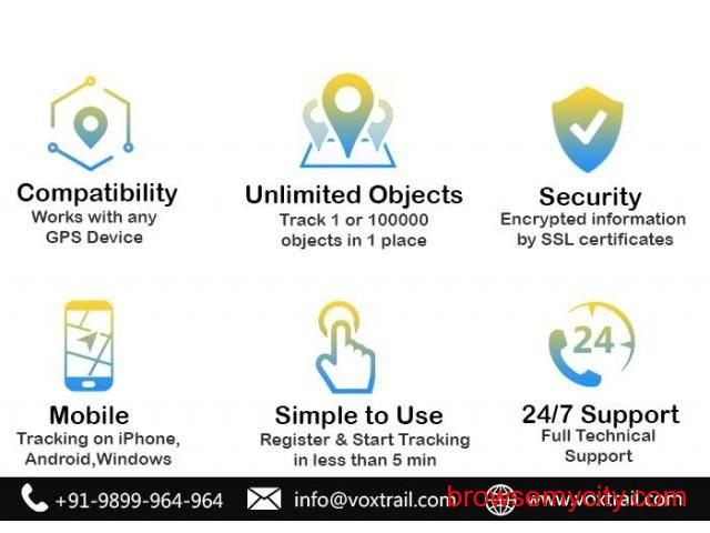 VoxTrail Free White Label GPS Tracking Software - 27741
