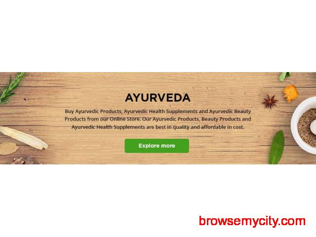Herbal Mart - Online Herbal and Ayurvedic Products Store - 27825