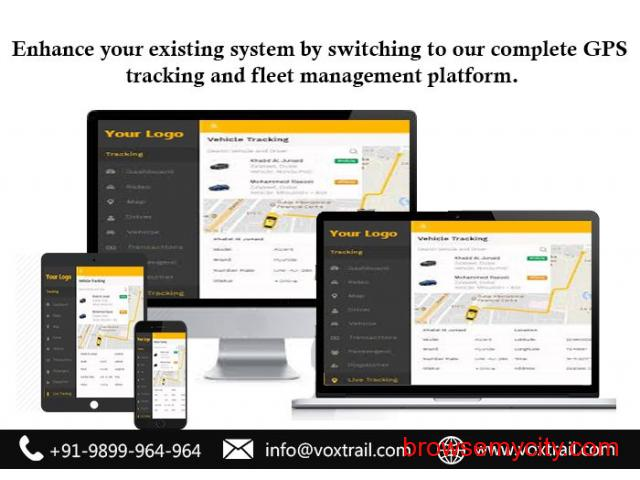 White Label GPS Tracking Software in Dibrugarh