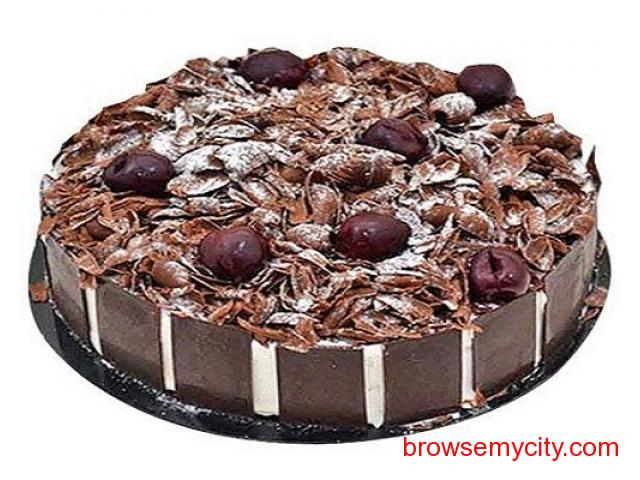 Same Day Cake Delivery in India from Dubai by SendBestGift