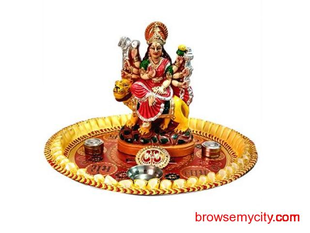 Same Day Durga Puja Gifts Delivery in India by SendBestGift - 1/1