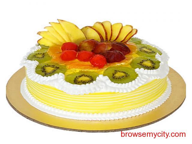 Same Day Birthday Cake Delivery In Budaun Through SendBestGift