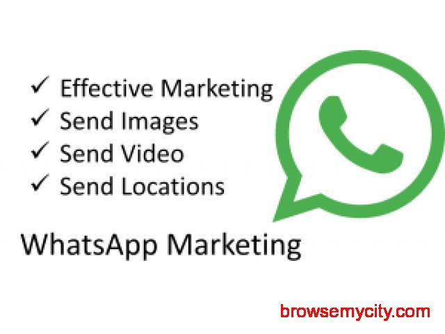 Whatsapp Bulk Software in Ahmedabad, Mumbai, Delhi, Pune