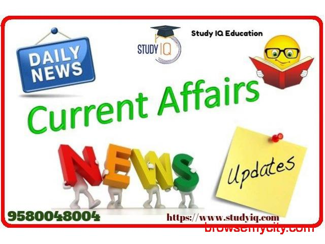 Current Affairs video lectures PDF free download and watch - 38363