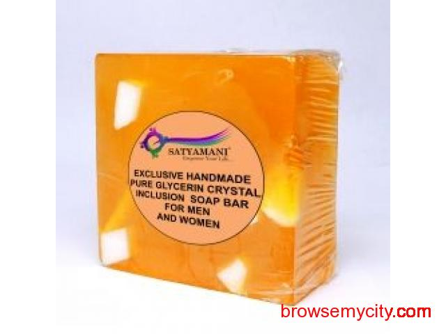 Handmade Soaps Online India from Satyamni - 38563