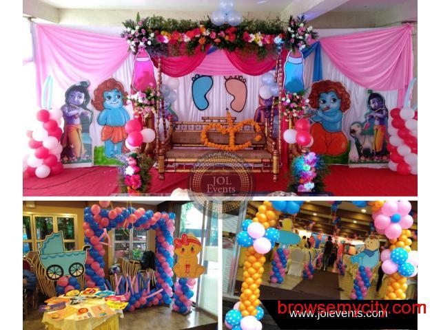 Baby Shower Decoration Dohale Jevan Decoration Ideas 38907