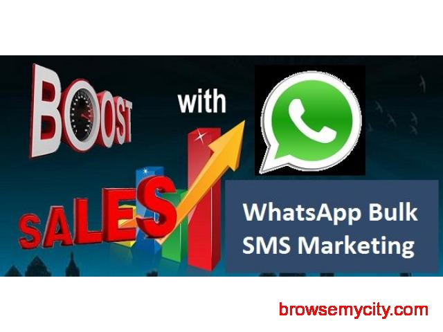 World's Fastest Whatsapp Marketing Software And India's First
