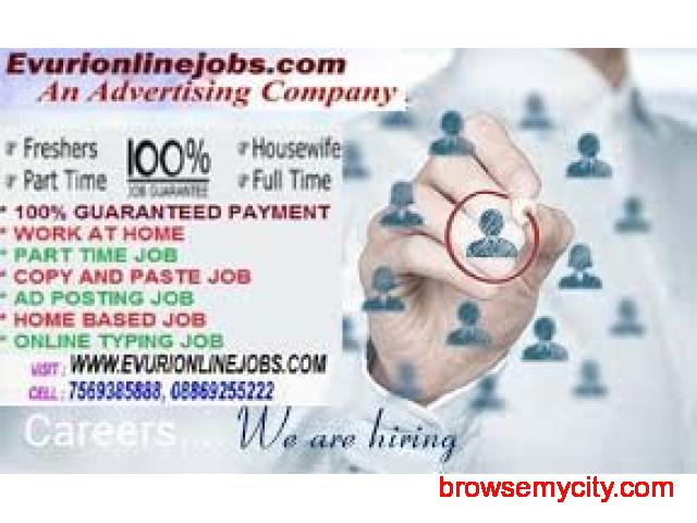 Work from home and earn minimum ten thousand  Just contact
