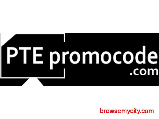 PTE Voucher at Lowest Price - 65082