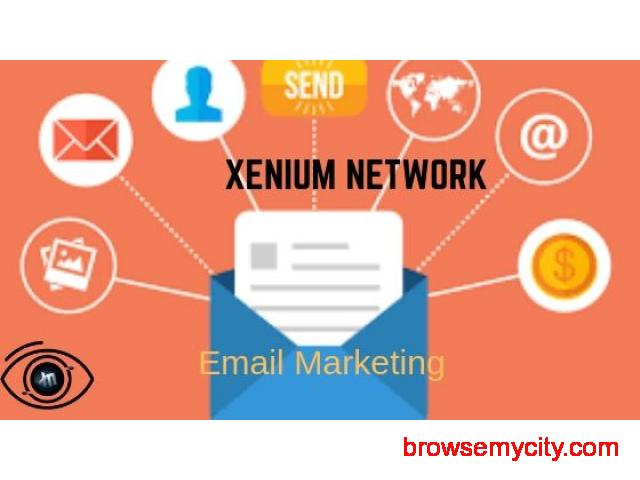 Best Email Marketing Services   Bulk Email Services - Xenium