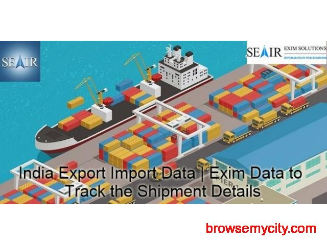 India Import Export Data: Track India's Trading Activities