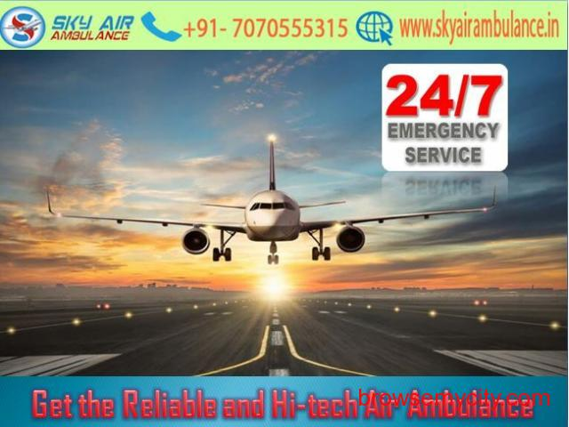 Use Air Ambulance from Kolkata with Matchless Medical Aid