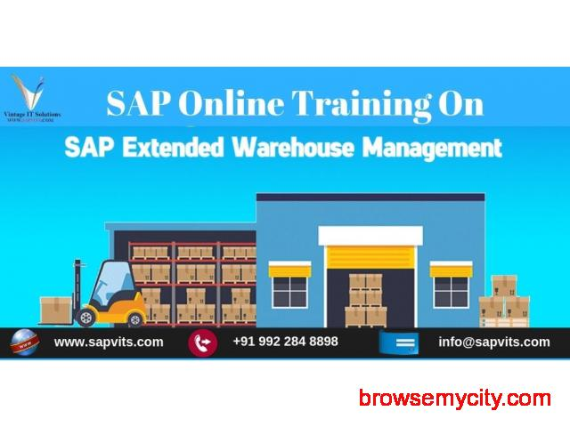SAP EWMS Online Training in India - 75108
