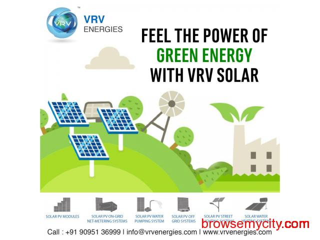 Manufacturer of Solar PV Modules and Systems - 1/1