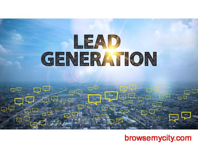 Lead Generation - Best Lead Generation company for yielding customer reviews. - 1/1