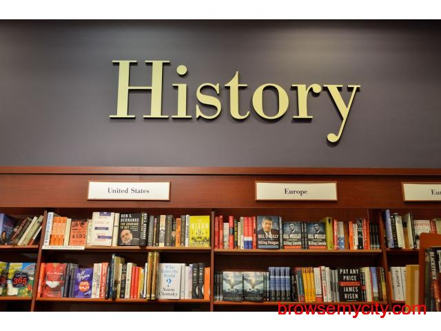 TheBookStore - Best History and Politics Books Online! - 1/1