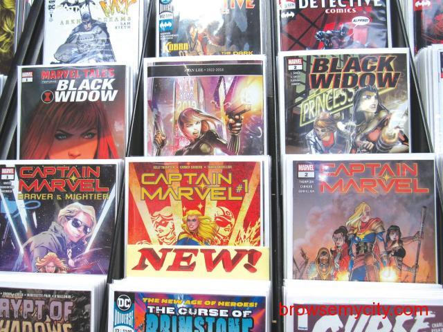 TheBookStore - Buy Latest Comic Books Online - 1/1