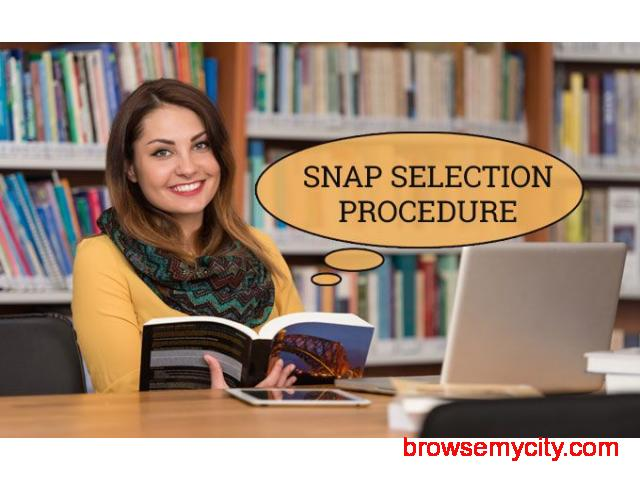 SNAP Selection Procedure 2019, SNAP Admission Criteria, Written Exam - MBA Rendezvous - 2/6