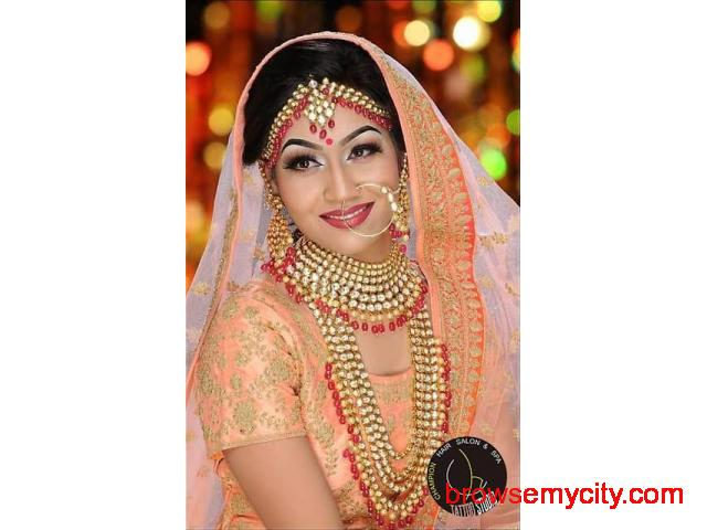 Best Bridal Makeup in Udaipur Champion Salon & Spa - 1/1