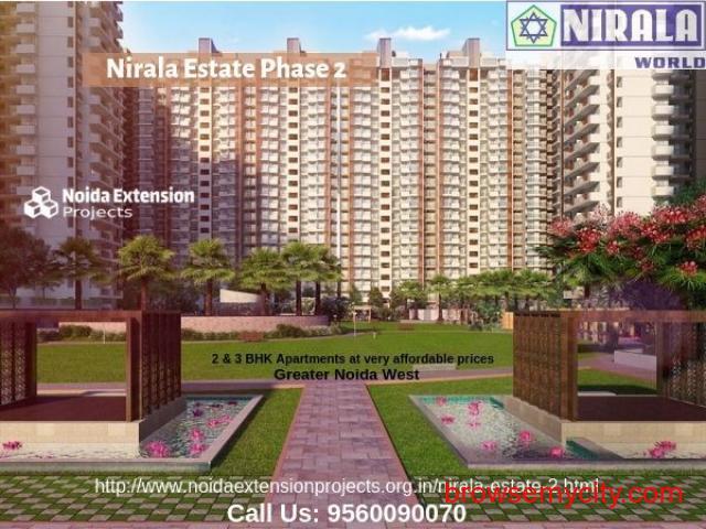 Nirala Estate 2 Noida Extension - 4/5