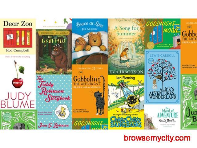 TheBookStore - Buy Best Children Books Online! - 1/1
