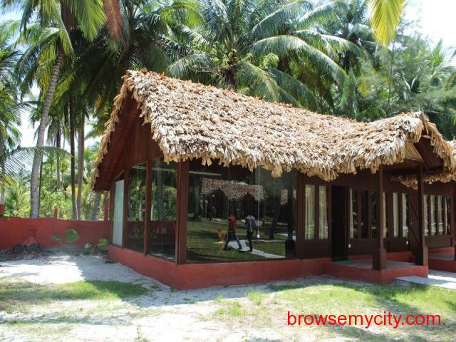 Get Silver Sand Beach Resort in,Havelock with Class Accommodation. - 1/4