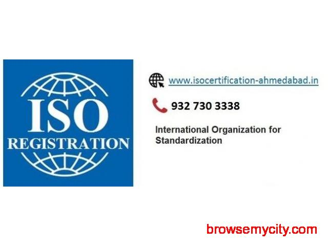 Consultant for ISO registration in Ahmedabad - 1/1