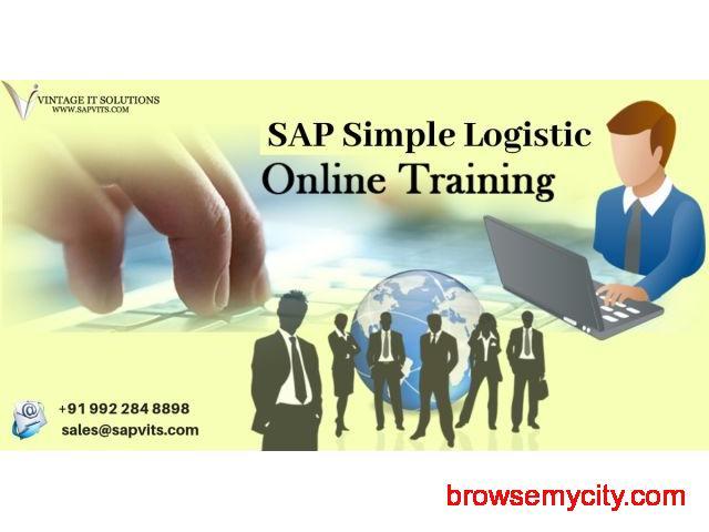 SAP S4 HANA Simple Logistic Online Training – SAPVITS - 1/1