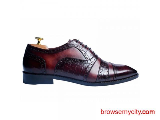 Buy Men Boots Online - 1/6