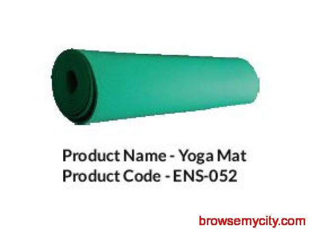 Ensis Eco Friendly Yoga mat - 1/1