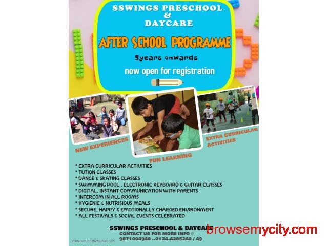 Sswings Preschool and Daycare - 4/4