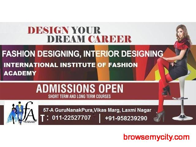GET DIRECT ADMISSION IN FASHION DESIGNING IN IIFA - 2/4